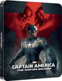 Captain America: The Winter Soldier 3D - Lenticular Edition
