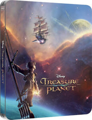 Treasure Planet – Steelbook Edition
