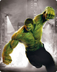 The Incredible Hulk - Lenticular Edition