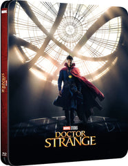 Dr Strange 3D (Includes 2D Version) - Zavvi Exclusive Lenticular Edition Steelbook Blu-ray