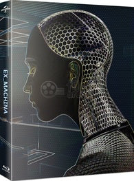 Ex Machina - Fullslip with Lenticular Magnet