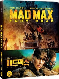 Mad Max Fury Road 3D - Steelbook Edition