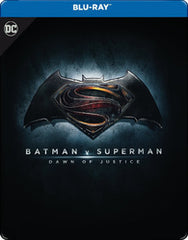 Batman V Superman: Dawn of Justice - Steelbook Edition