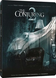 The Conjuring 2: The Enfield Case - Steelbook Edition