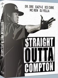 Straight Outta Compton - Fullsip with Lenticular Magnet