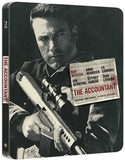 The Accountant - Steelbook Edition