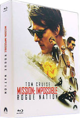 Mission: Impossible - Rogue Nation - Steelbook Edition