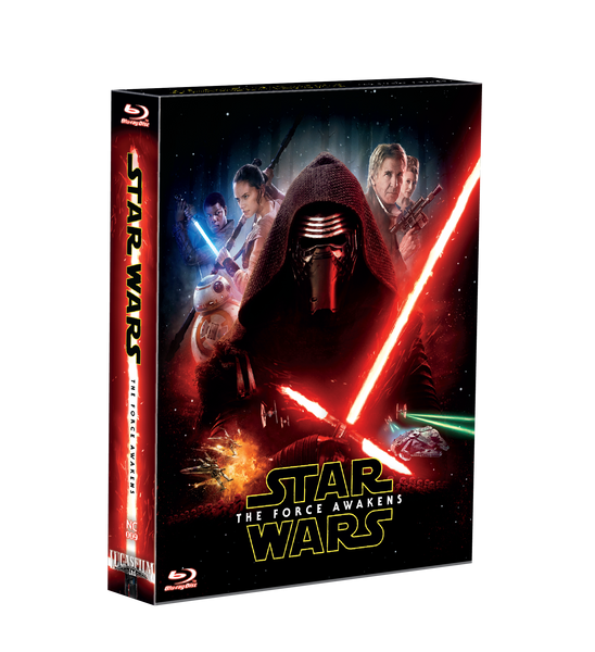 Star Wars: Episode VII - The Force Awakens Fullslip A