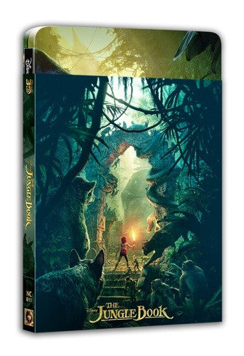 The Jungle Book - Lenticular Edition