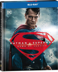 Batman V Superman: Dawn of Justice - Digibook Edition
