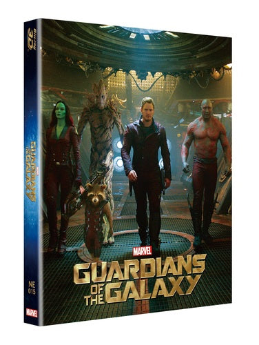 Guardians of the Galaxy Vol.1 - Lenticular Edition