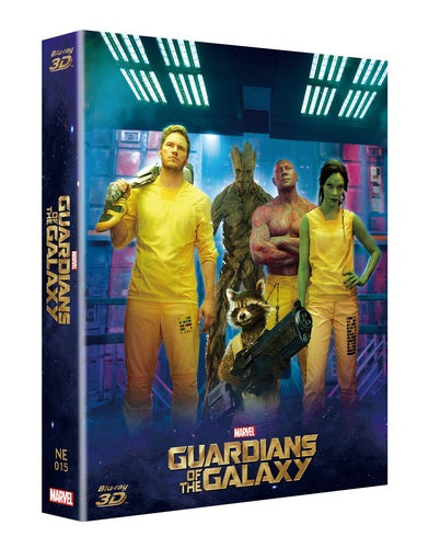 Guardians of the Galaxy Vol.1 - Fullslip B