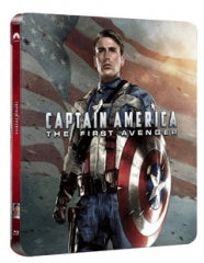 Captain America: The First Avenger - 1/4 Slip Edition