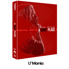 A Quiet Place 4K UHD+BD Fullslip Steelbook Limited Edition