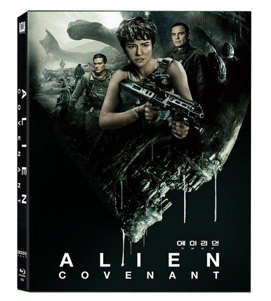 Alien Covenant - Kimchidvd Full Slip Edition