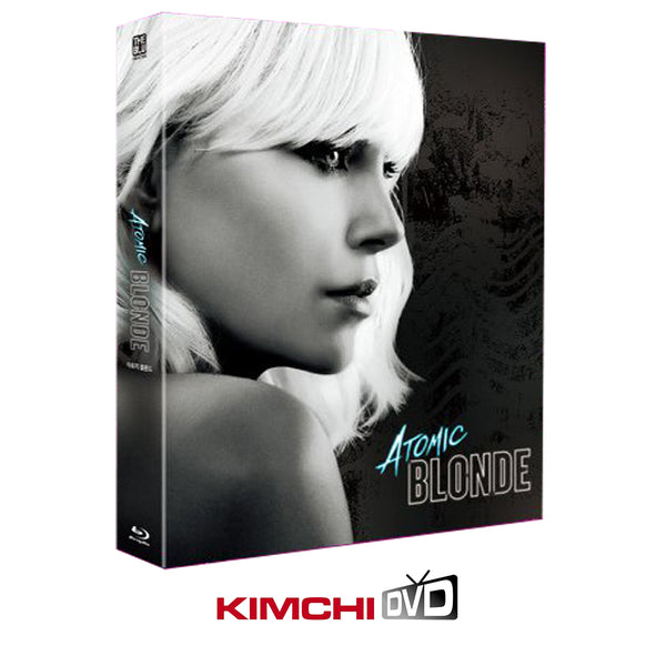 Atomic Blonde - The Blu #?? - FULL SLIP (2D)