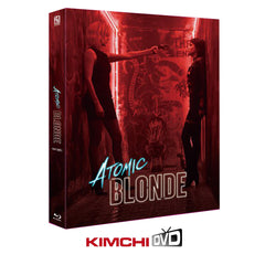 Atomic Blonde - The Blu #?? - Lenticular (2D)