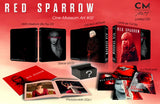 Red Sparrow - CMA#02 - Lenticular Full Slip [Limited 200]