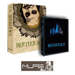 Beetlejuice - MLIFE Exclusive Full Slip #22 [Audio Ita]