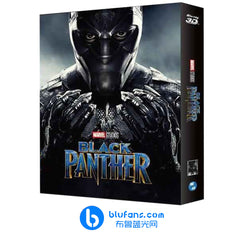 Black Panther - Blufans Exclusive #48 - Single Lenticular