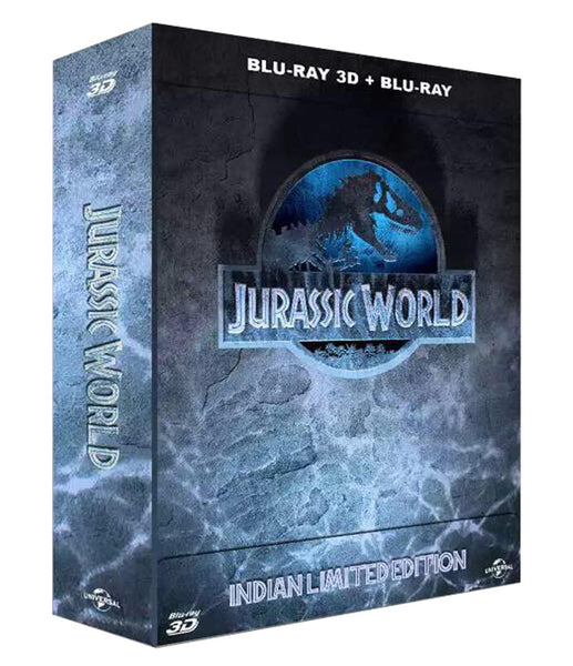 Jurassic World 3D - Box Set