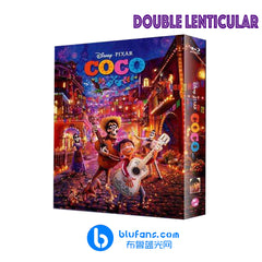 COCO - Blufans Exclusive #46 - Double Lenticular
