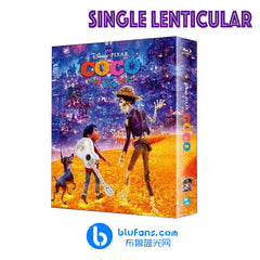 COCO - Blufans Exclusive #46 - Single Lenticular