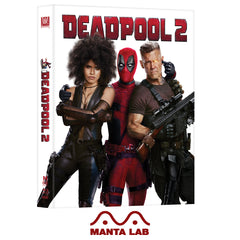 DEADPOOL 2 - ME #20 - Full Slip (2 x 4K UHD - Audio ITA)