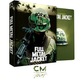 Full Metal Jacket - CMA#06 - Lenticular Full Slip [Limited 300]