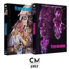 From Beyond (Terrore Dall'Ignoto) - CMC#02 - Mediabook Combo (Blu Ray + DVD)