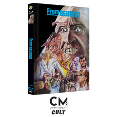 From Beyond (Terrore Dall'Ignoto) - CMC#02 - Mediabook Variant B (Blu Ray + DVD)