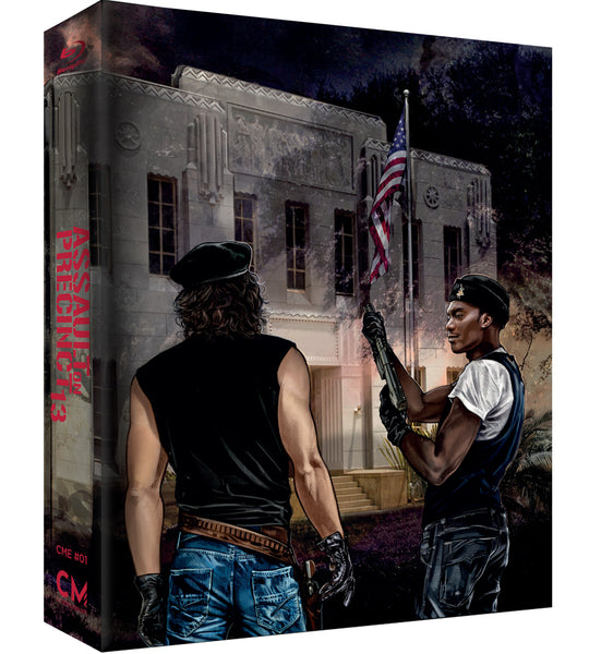 Assault on Precinct 13 - Fullslip Edition [Limited 350]