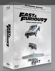 Fast & Furious 7 - Steelbook Edition