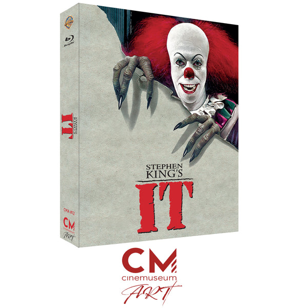 IT Stephen King's (1990) - CMA#12 - Lenticular Full Slip [400]