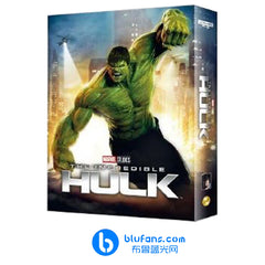 The Incredible Hulk - Blufans Exclusive #30 Double Lenticular [4K UHD]