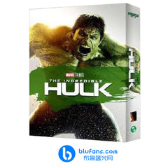 The Incredible Hulk - Blufans Exclusive #30 Full Slip [4K UHD]
