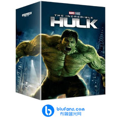The Incredible Hulk - Blufans Exclusive #30 ONE-CLICK [4K UHD]