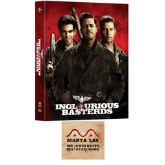 Inglorious Basterds - ME #23 - Double Lenticular [Audio ITA]