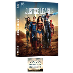 Justice League - ME#15 - Double Lenticular (2D + 3D)