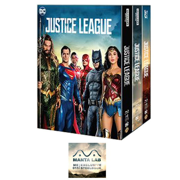 Justice League - ME15 - ONE-CLICK