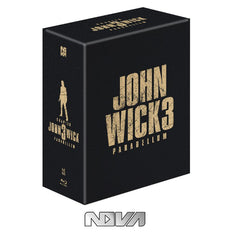 John Wick 3 - NE#25 - One-Click Box Set