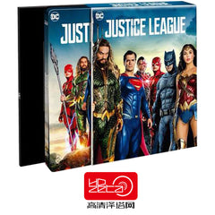 Justice League - Hdzeta - Double Lenticular