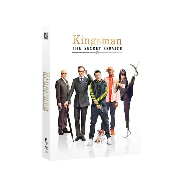 Kingsman: The Secret Service - Fullslip B