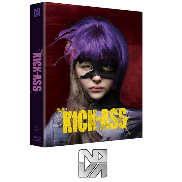 KICK-ASS - NE#23 - Lenticular Full Slip B