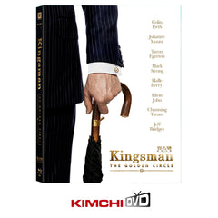 Kingsman The Golden Circle - KE#63 - Full Slip