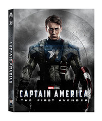 Captain America: First Avenger - Lenticular Edition