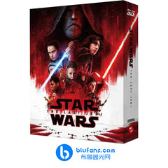 Star Wars: The Last Jedi - Blufans Exclusive #47 - DOUBLE LENTICULAR