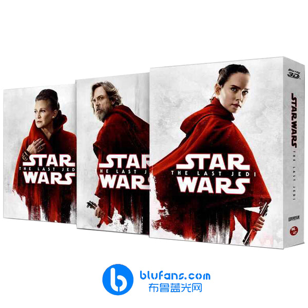 Star Wars: The Last Jedi - Blufans Exclusive #47 - SINGLE LENTICULAR