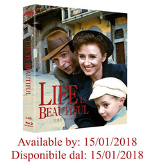 Life is Beautiful - La Vita è Bella -Lenticular Full Slip (Audio Ita)