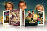 Once Upon A Time In Hollywood - CMA#21 - Lenticular Full Slip (4k UHD+BR) [300]